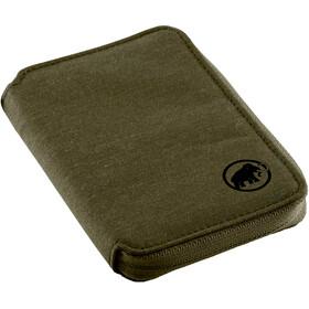 Mammut Zip Mélange Wallet olive